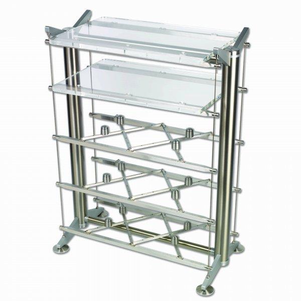 Stillpoints ESS Rack with Acrylic Shelves, Grids & Ultra SS.jpg
