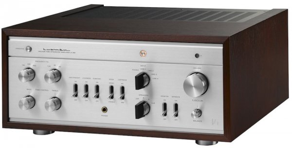 New LUXMAN products at Tokyo International Audio Show - LX-380