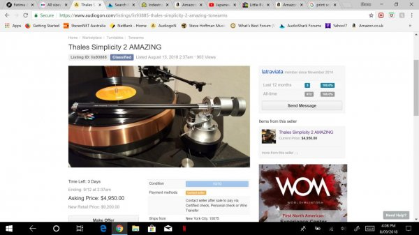Fraud on Audiogon | What's Best Audio and Video Forum  The