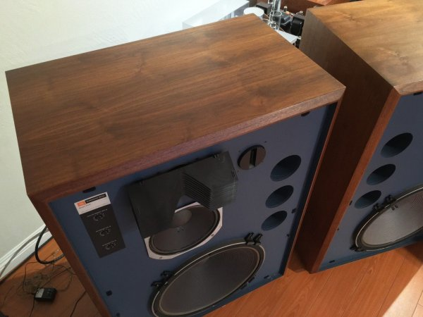 JBL 4345 Studio Monitors
