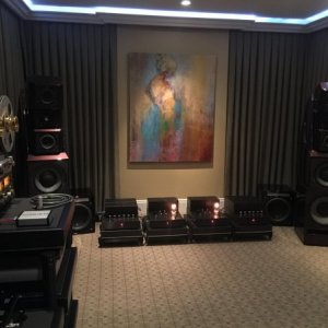 Steve Williams Listening Room